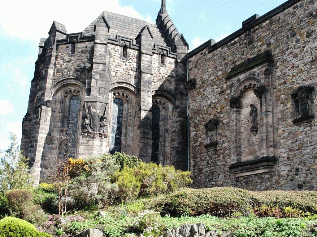Эдинбург замок фото
