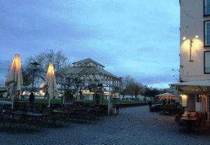 Германия в январе фото