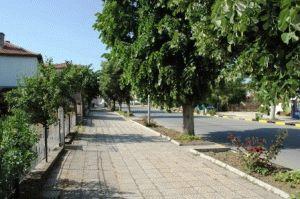 курорт Обзор Болгария улицы фото