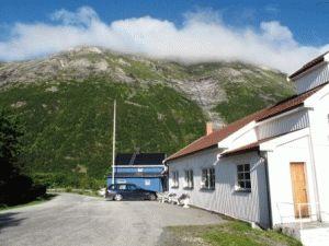жилье в Норвегии кемпинг фото