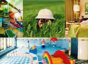 Kinder hotel Ramsi 4*