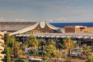 Аэропорт Nice Côte d'Azur Airport Ницца фото