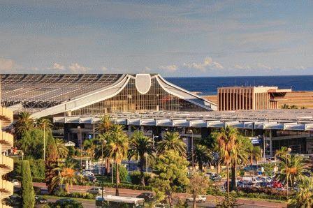 Аэропорт Nice Airport Ницца фото