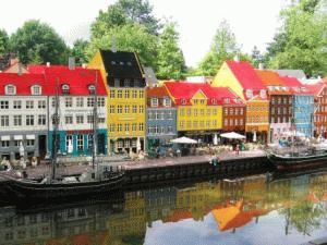 Леголенд в Дании парк фото