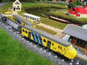 Леголенд в Дании – как добраться поездом