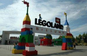 Парк Леголенд в Дании (Legoland)