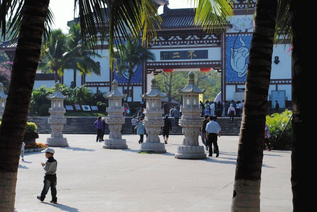 Центр Буддизма хайнань фото