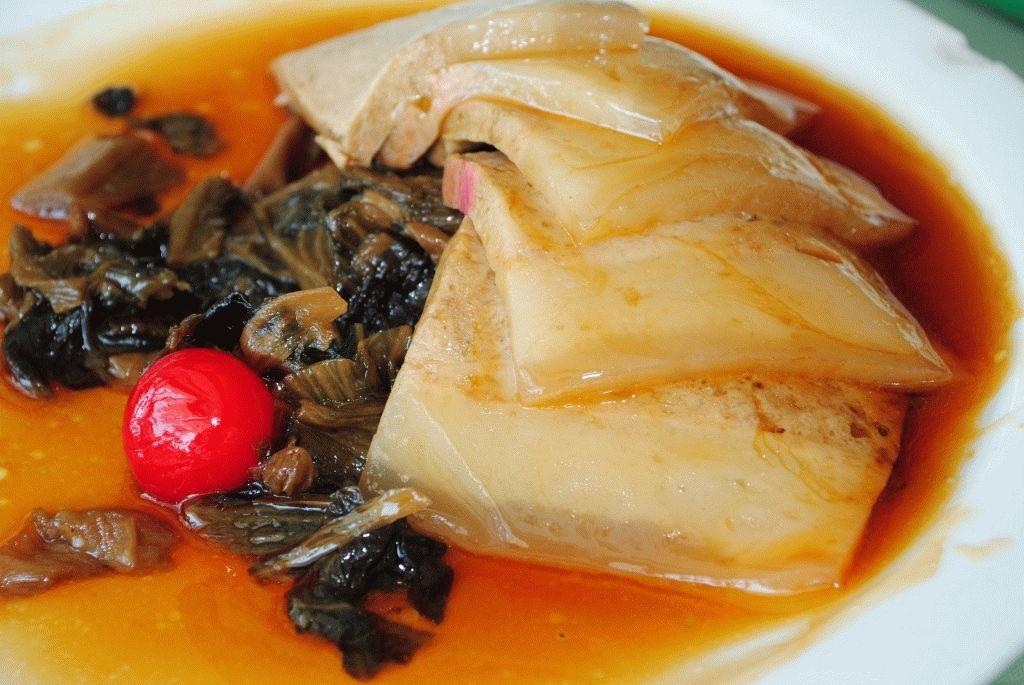 еда монахов - фото из поездки в Китай