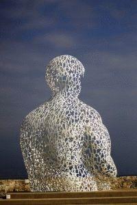 антиб скульптура франция фото
