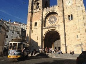 лиссабон церковь фото
