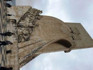belem Белен Лиссабон Португалия памятник великим открытиям фото