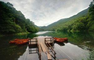 Национальный парк Биоградска Гора Озеро черногория фото