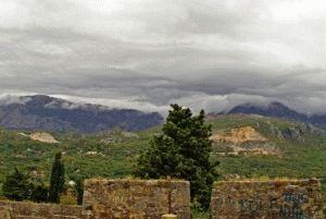 черногория герцег нови крепость фото