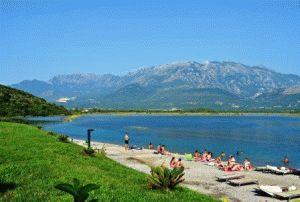 черногория пляж фото