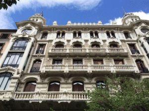Мадрид отель фото