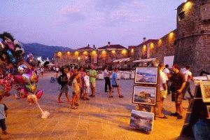 отдых в Будве Черногория фото