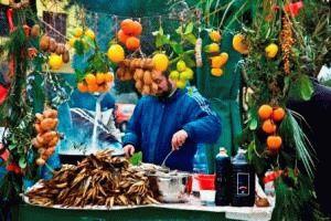 Отдых в Черногории рынок фото