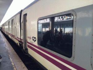 Ночной поезд Мадрид-Лиссабон Lusitania Лузитания фото