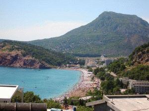 сутоморе черногория пляж фото