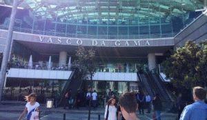 vasko-da-gama Васко да Гама торговый центр Лиссабон фото