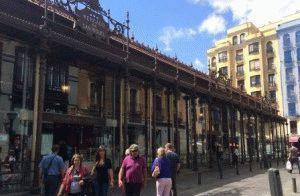 Рынок Сан Мигель Мадрид фото