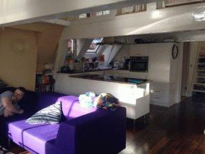 Airbnb - подтверждение для визы квартира