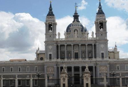 кафедральный собор Альмудена Мадрид фото