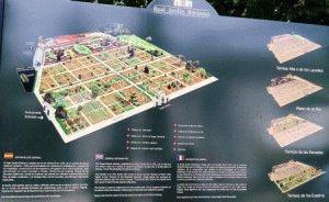 Королевский ботанический сад Мадрида Real Jardin Botanico