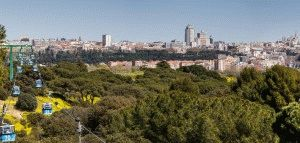 Чем еще заняться в Мадриде – парки, футбол, фламенко