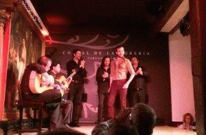 фламенко в Мадриде фото