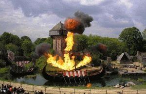 Puy Du Fou - тематический парк развлечений во Франции