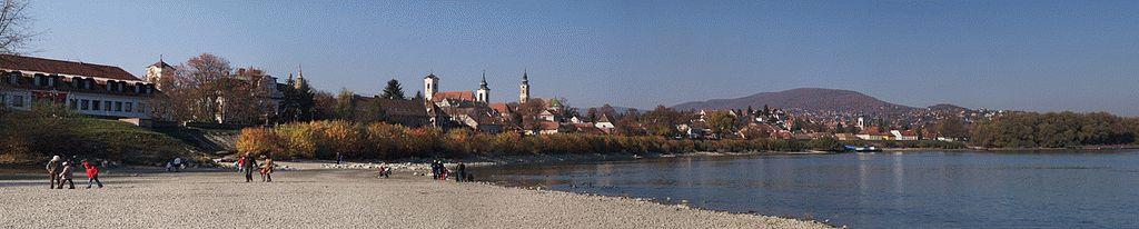 Городок Сентендре Szentendre Венгрия фото