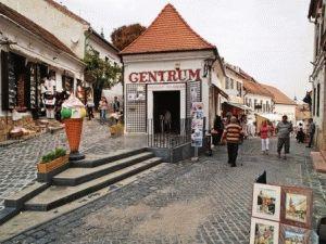 Сентендре Венгрия фото