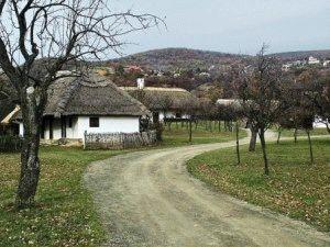 Сентендре Венгрия фото Музей Сканзен