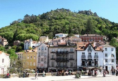 синтра португалия фото города