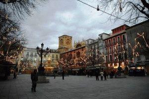 Испания в декабре погода, Рождество фото