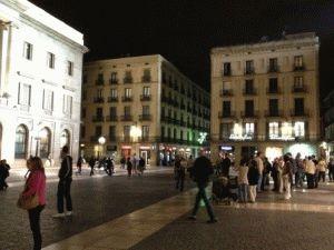 Испания в ноябре фото