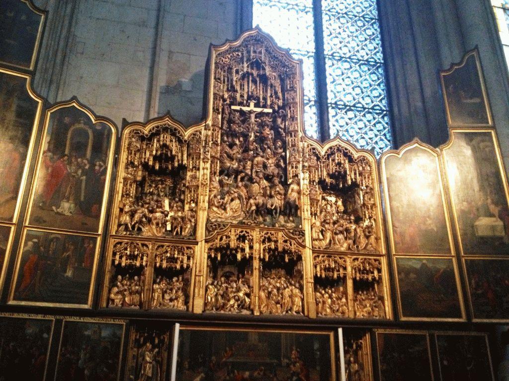 история кельнского собора: