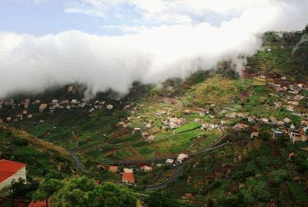 горы Мадейра фото