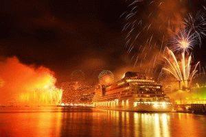 Отдых на острове Мадейра фото Новый год
