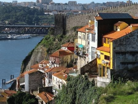 Порту (Португалия) – город фото