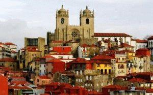 город Порту фото