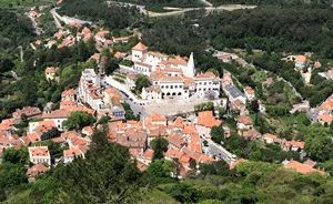 Достопримечательности Синтры (Португалия), удобный маршрут по городу фото