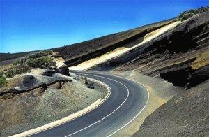 Дороги на Тенерифе Канарские острова фото