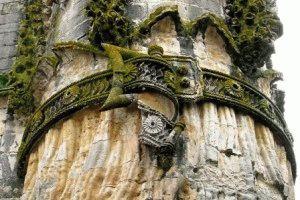Томар Португалия замок тамплиеров фото