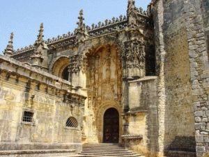 Томар Португалия фото