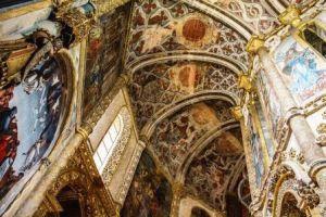 Томар замок тамплиеров Португалия фото