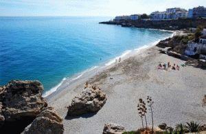 коста дель Сол пляж фото
