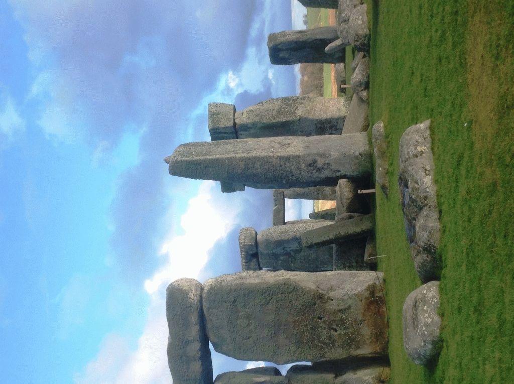 Стоунхендж фото камни Англия