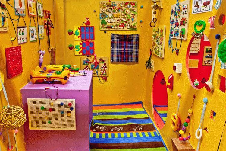 игровой центр Муруландия фото Хельсинки для детей